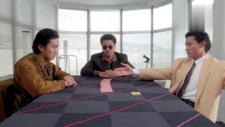 赌侠:星爷要拜赌神门下,上门遇到赌侠小刀,两大巨星比拼赌术