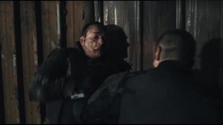 欧美高燃动作片《再造战士》改造的两个战士近身格斗,战斗力飙升