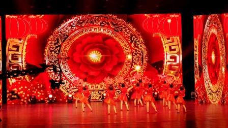 中国红-清荷艺术学校