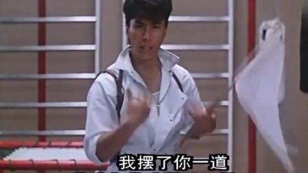 娱乐:动作片,甄子丹表示不是来和男子决斗的!