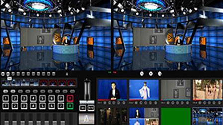 第三讲虚拟演播室的场景和编辑菜单