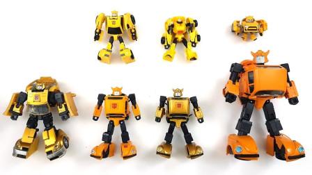 机械战士与变形机器人