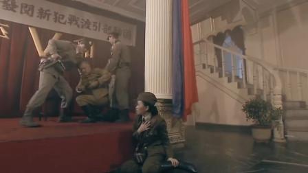 战后之战:鬼子在战记者招待会搞,想营救石岩夫