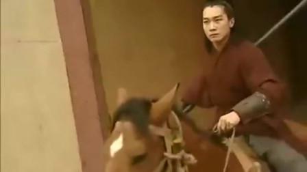 赵云跟吕布大战,两人交战,最后却打成平手