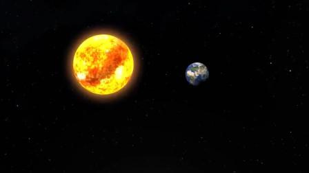 如果太阳系只剩太阳和地球,人类还能正常生活吗?