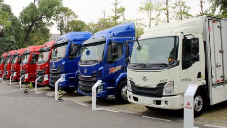 乘龙H5为主导 大小马力全都有 柳汽年会载货车展区有哪些亮点?