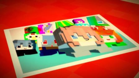 我的世界动画-生日惊喜-JhoKey