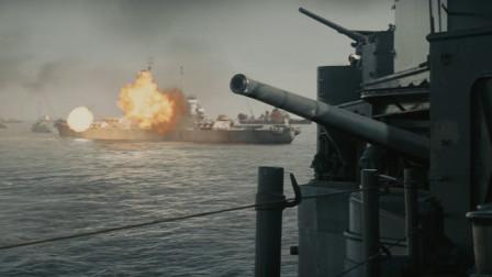 《父辈的旗帜》兄弟篇,太平洋战场绞肉机,就被直接射!