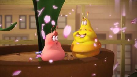 爆笑虫子:小黄健身后向女朋友求和,后来发现女朋友也吃胖了!
