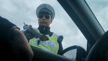 路遇实习交警竟是二龙湖浩哥