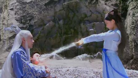 古剑奇谭:云溪身受焚寂煞气,真人都无法解救,竟被小女孩救下