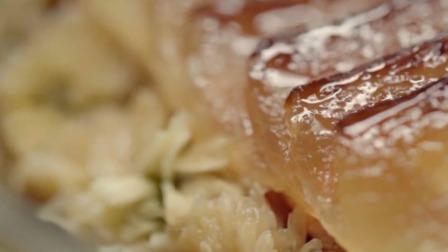 解锁腊肉新吃法,红薯蒸腊肉让你无法抵御的美味!