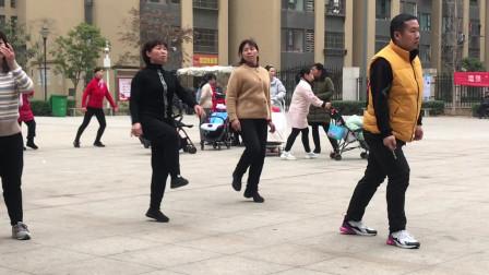 鬼步舞基础版《奔跑》,老师一步一步教,适合初学者练习
