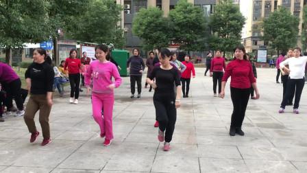 广场流行的懒人健身操,每天坚持跳一跳,健康又美妙