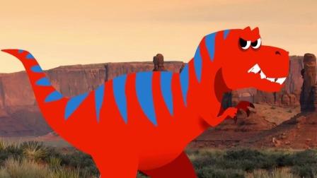 碰碰狐儿歌之霸王龙特辑 Tyrannosaurus