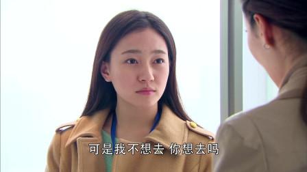 遇见王沥川:谢小秋想和王沥川了断,但是又要去他公司上班,还好沥川不在