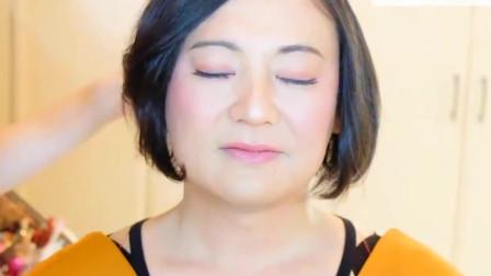 这样的化妆术了得,男子经过化妆改造后,变身气质女神