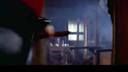 武林风云:鲁天侠想独吞宝物,不料五虎不是好惹的,与之交起手来