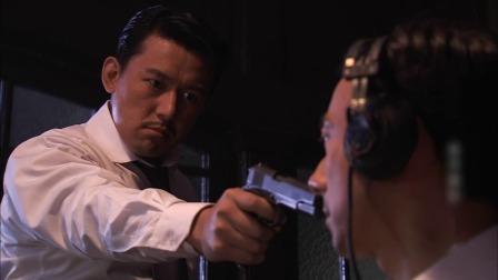 永不消逝的电波 赵子岐持枪要挟,李侠艰难发送最后的电报
