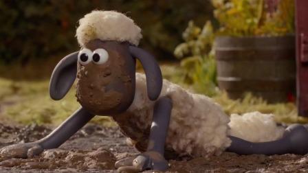 《小羊肖恩2: 末日农场》新预告萌出天际,圣诞有他不孤单