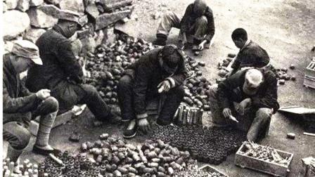 一个日本兵良心未泯,自杀前送一车军火给游击队,足足10万颗子弹