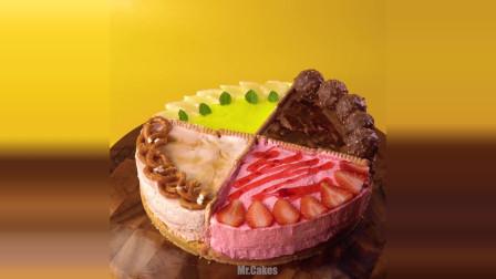美味巧克力蛋糕的制作方法, 绝对美味, 你一定喜欢, 蛋糕系列