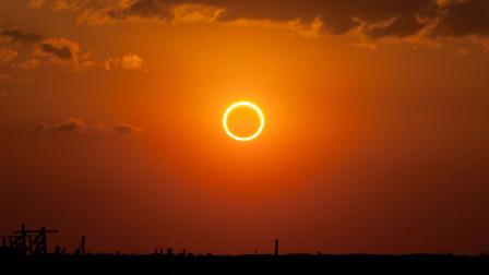"""2019年最后一个天文奇观,""""金环日食""""即将上演,仅剩2天!"""
