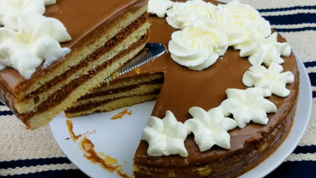 教你在家做生日蛋糕,香甜可口,健康又卫生,无添加,孩子超喜欢