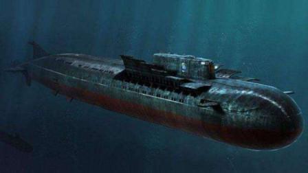 中美俄最先进核潜艇静音大比拼,俄100分贝美95分贝,中国多少呢