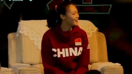 丁霞对未来老公身高要求是多少,惠若琪的补刀,很犀利
