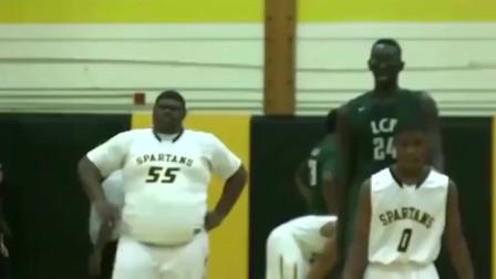 篮球比赛中,重量和高度到底哪个更重要?答案一看便知