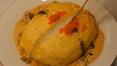 创意美食大搜罗:奶油蘑菇蛋奶酥料理,这种做法第一次见