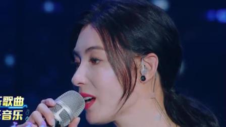 嗨唱转起来:女神张柏芝再唱《星语心愿》,谢娜都激动了!