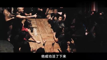 国产喜剧电影:王迅玩死亡转盘,6发左轮放5颗子弹,这就是命!
