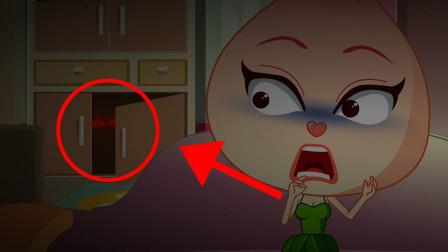 恐怖动画:独居女孩家接连进贼,买完监控器后,瞬间毛骨悚然!