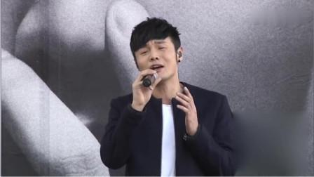 李荣浩的一首《老街》,声音磁性,怎么听也不够