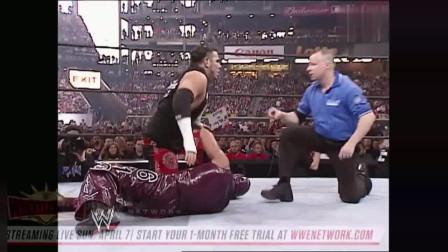 摔角狂热33 WWE 《摔角狂热》麦特哈迪 vs 神秘人雷尔 完整比赛