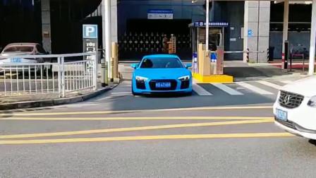 同样是蓝色的车,为什么差距那么大呢,网友:因为人民币不一样!