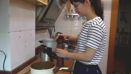 豆沙,小姐姐教你如何正确做红豆沙,这几个技巧要记牢