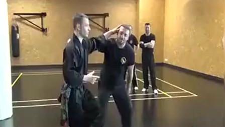 一招制敌的格斗术,大师出手招招狠辣 ,真正的实战技巧!