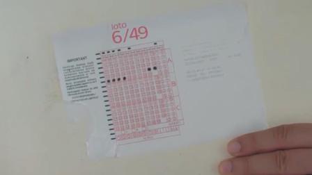 600万彩票被自己弄丢了,买了第二张却贴冰箱撕不下来,欲哭无泪!