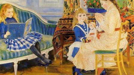 为什么有些艺术家的画作内容多以女性为主?