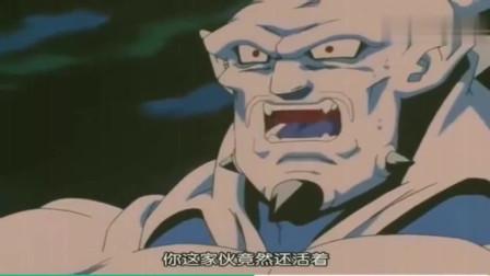 龙珠:贝吉塔不是一星龙的对手,还得靠悟空的元气弹