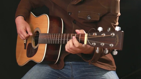 《女儿情》吉他指弹,旋律动听,爱上了!
