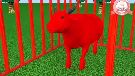 玩一个有趣的游戏认识颜色和动物吧.mp4