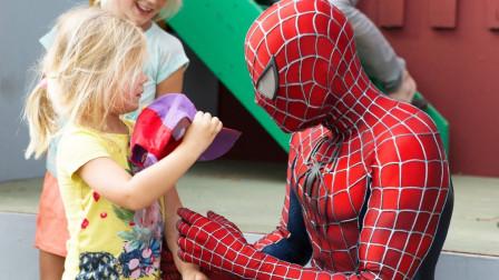 真人版蜘蛛侠,看了这个只能说太棒了