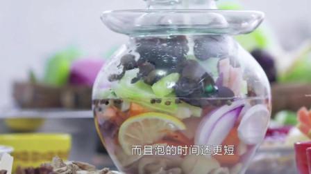 四川的老坛泡菜,这种酸辣味,只有本地人才能理解