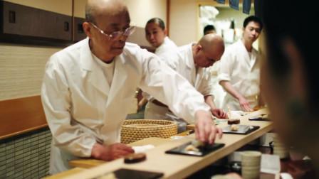 日本的寿司之神,为了保护双手手感,从来不和男性肢体接触