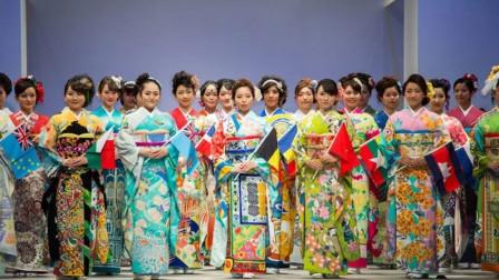 日本为迎接奥运会,定制196个国家特色和服,中国款独树一帜!