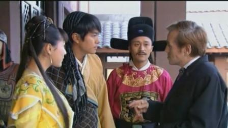 小当家:洋人瞧不起中华美食,小当家捍卫中华美食,他和洋人约战